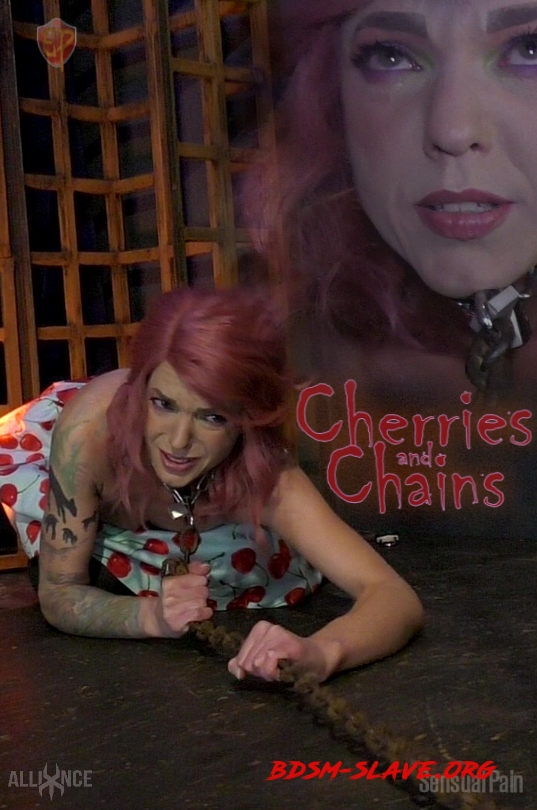 Hard sex BDSM Bloody Scenes Actress - Cherries, Chains (SensualPain) [FullHD/2020]