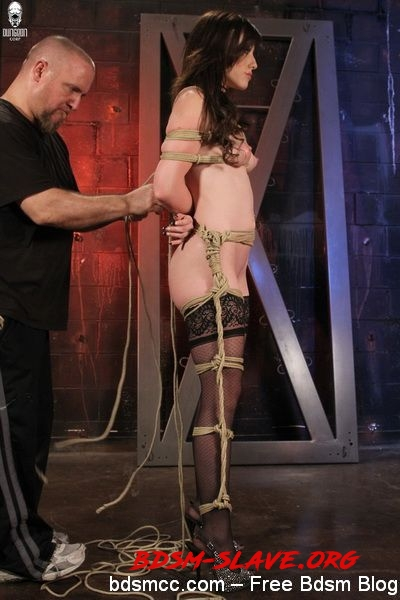 Rope Actress - Jennifer White (Heavy Rope) [HD/2020]