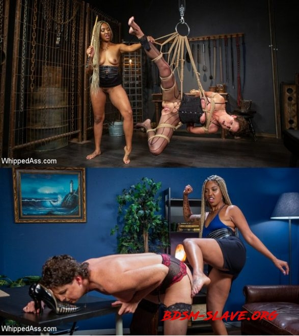 Open Up for Lotus: Sex Starved Cougar Pounces for Kinky Lesbian Sex Actress - Beth McKenna, Lotus Lain (WHIPPED ASS) [HD/2020]