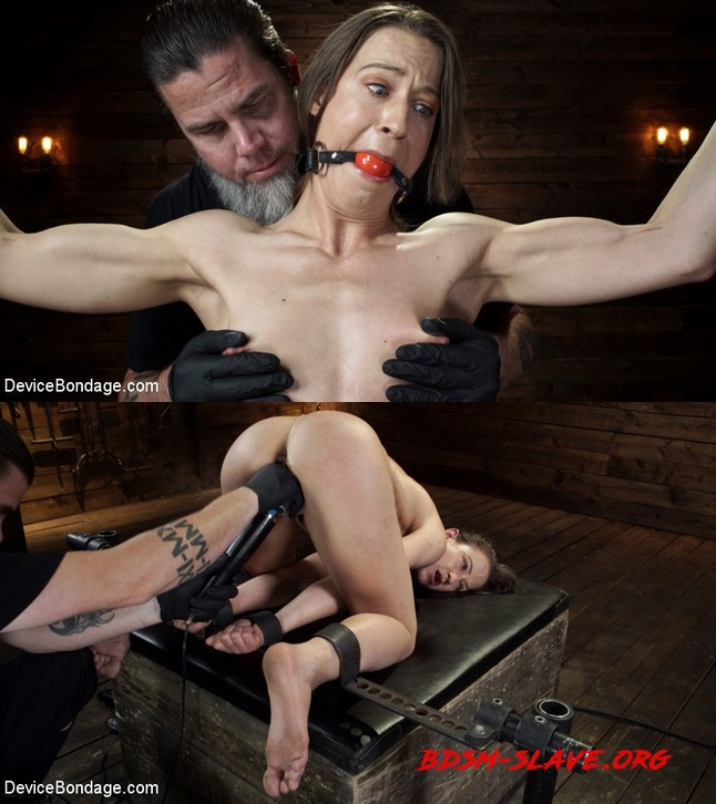 Body Builder is Restrained in Diabolical Devices Actress - Cheyenne Jewel, Cheyenne Jewel (DEVICE BONDAGE) [HD/2019]