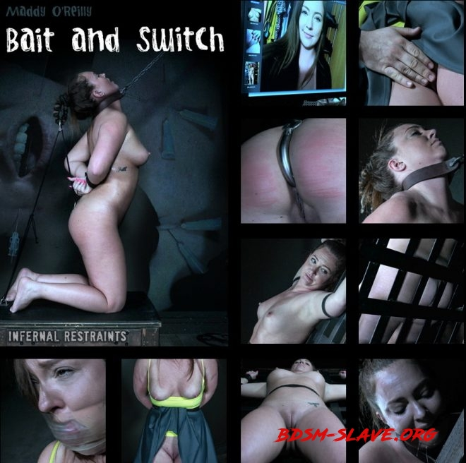 Bait and Switch | Maddy O'Reilly/Maddy comes for a bondage shoot and gets something more horrific! (INFERNAL RESTRAINTS) [HD/2019]