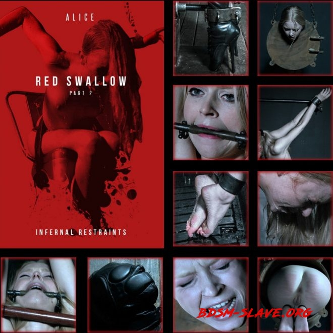 Red Swallow Part 2 - Alice is finally turned into the perfect sexual spy. Actress - Alice (INFERNAL RESTRAINTS) [HD/2019]