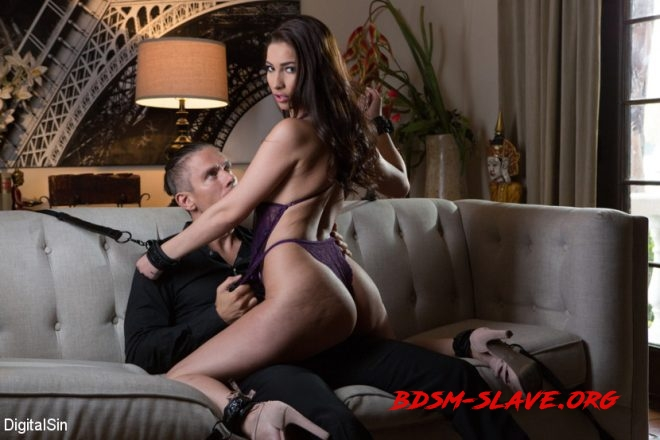 Olivia Is A Good Girl Gone Bound And Dirty Actress - Olivia Nova, Mick Blue (DIGITAL SIN) [HD/2019]