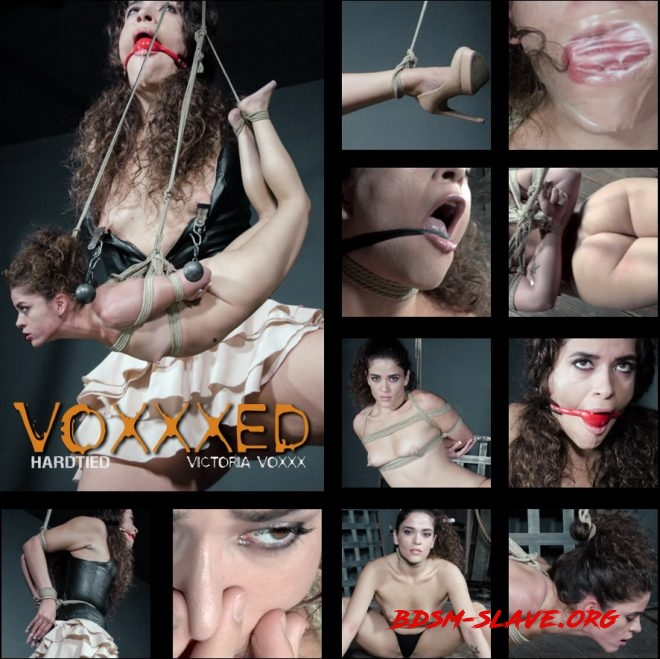 Voxxxed - Victoria learns what it means to be Voxxxed! Actress - Victoria Voxxx (HARDTIED) [SD/2019]