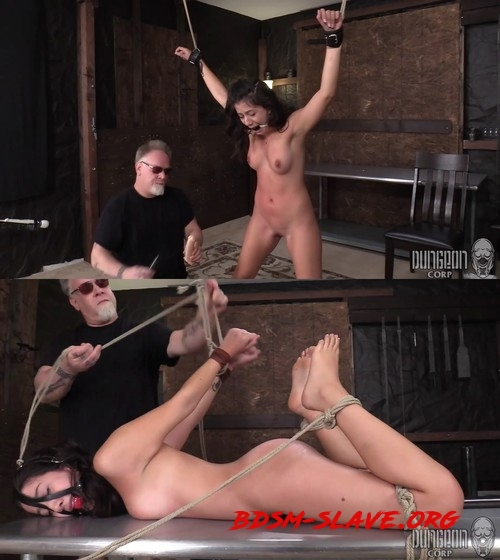 Natalie Brooks – Desires to Suffer (DungeonCorp) [FullHD/2019]