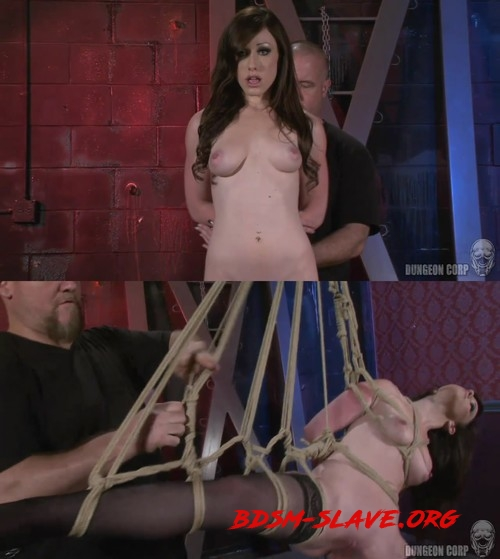 Heavy Rope Rope Actress - Jennifer White (Dungeon Corp) [HD/2019]
