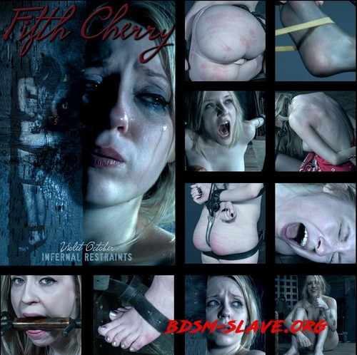 Fifth Cherry Actress - Violet October (INFERNAL RESTRAINTS) [HD/2019]