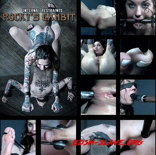 Rocky's Gambi Actress - Rocky Emerson (INFERNAL RESTRAINTS) [HD/2019]