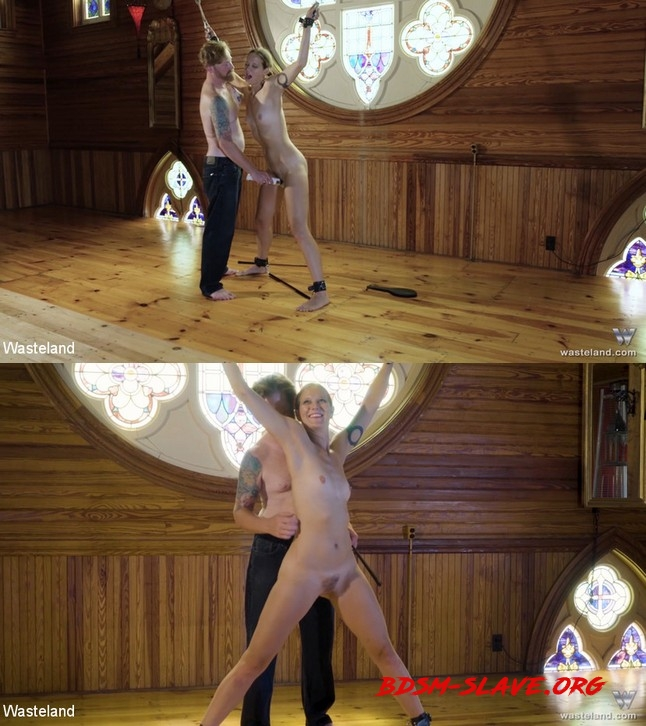 Ava Mir-Ausziehen, Rob Gadling: BDSM In A Choir Loft, Episode 1 (WASTELAND) [HD/2019]