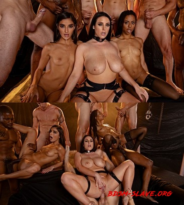 Acceptance Actress - Angela White, Emily Willis, Kira Noir, Markus Dupree, Mick Blue, Isiah Maxwell & Rob Piper (DEEPER) [FullHD/2019]