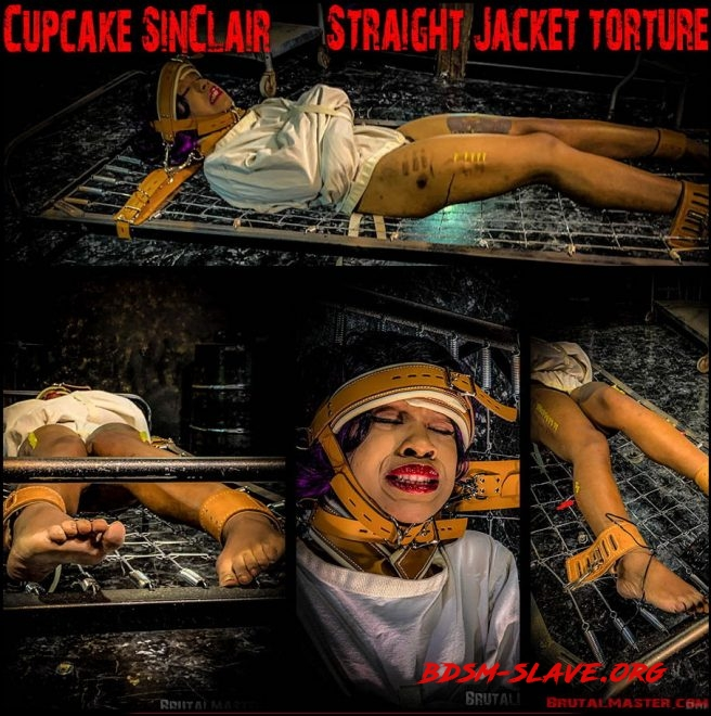 Straight Jacket Torture Actress - Cupcake SinClair (Brutal Master) [FullHD/2019]