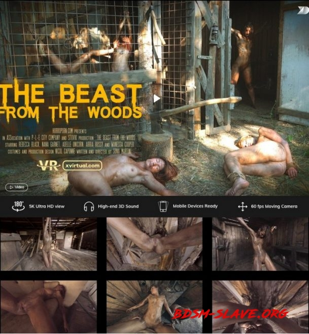 The beast from the woods (X Virtual, Horror Porn) [UltraHD/2K/2019]