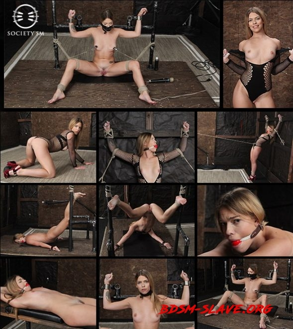 Dungeon Corp/SocietySM Leah Lea: Hot Bound Blond [SD/2019]
