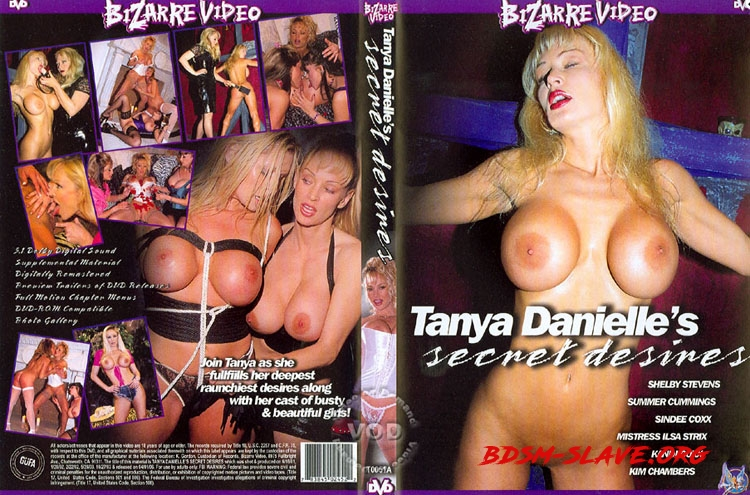 Tanya Danielle's Secret Desires [SD/2020]