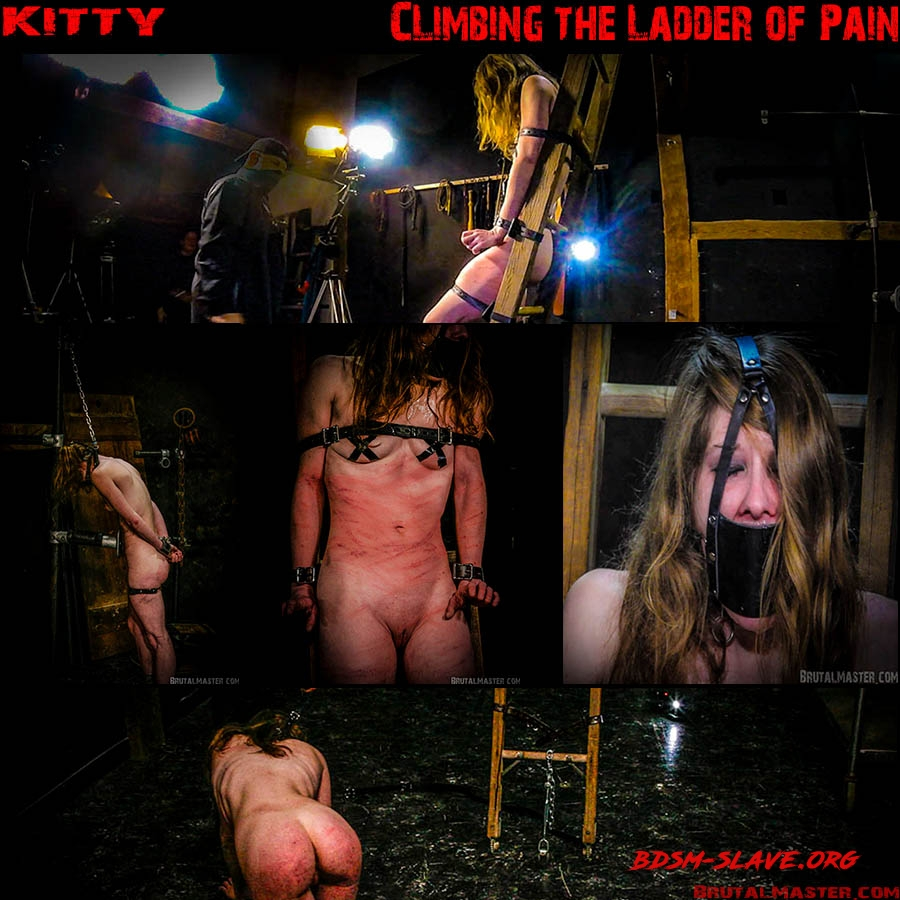 Hardcore BDSM Porn Actress - Kitty (BrutalMaster) [FullHD/2020]