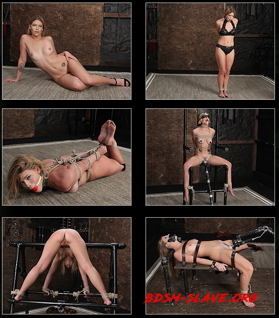 Bound Women in BDSM Wild Actress - Leah Lea (Leah's First Time Bound) [SD/2020]