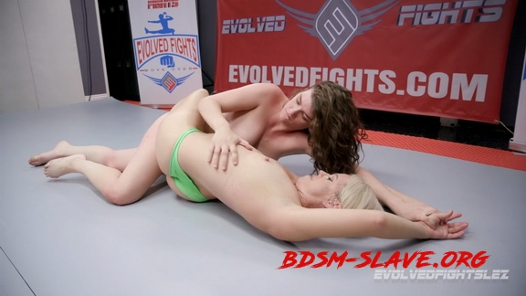Severe Torture and Humiliation of Bound Women Actress - Helena Lock, Remy Rayne (EvolvedFightsLesbianEdition) [FullHD/2020]
