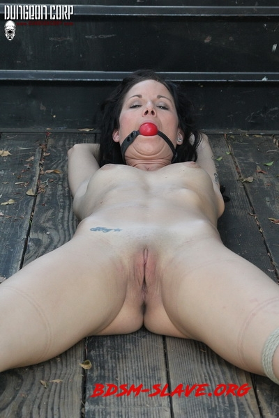 Truck Tied and Cumming Actress - Sadie Dawson (PerfectSlave) [HD/2020]