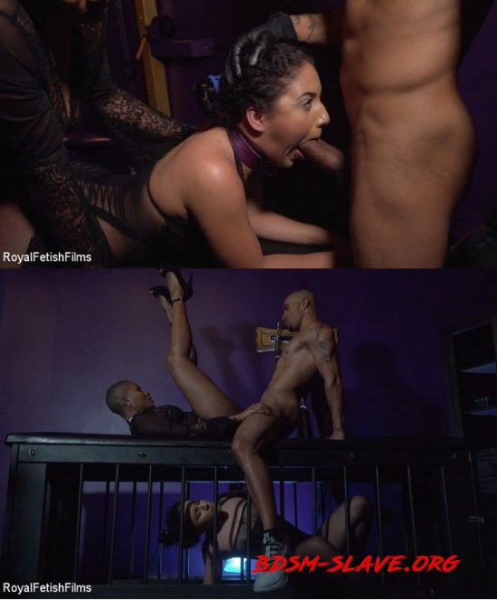 Seen, Not Heard (Breastmilk Cum Shot) Actress - King Noire, Jet Setting Jasmine, Liv Revamped (ROYAL FETISH FILMS) [HD/2020]