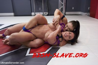 Hard Torture and Deep penetration of BDSM Sex Actress - Lea Lexis, Brandi Mae (Ultimate Surrender) [HD/2020]