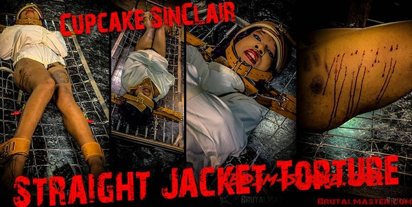 Cupcake SinClair – Straight Jacket Torture | Full HD 1080p | Release Year: Oct 20, 2019 [FullHD/Oct 20, 2019]