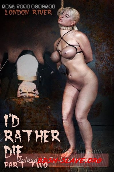 I'd Rather Die Part 2 Actress - London River [HD/2020]