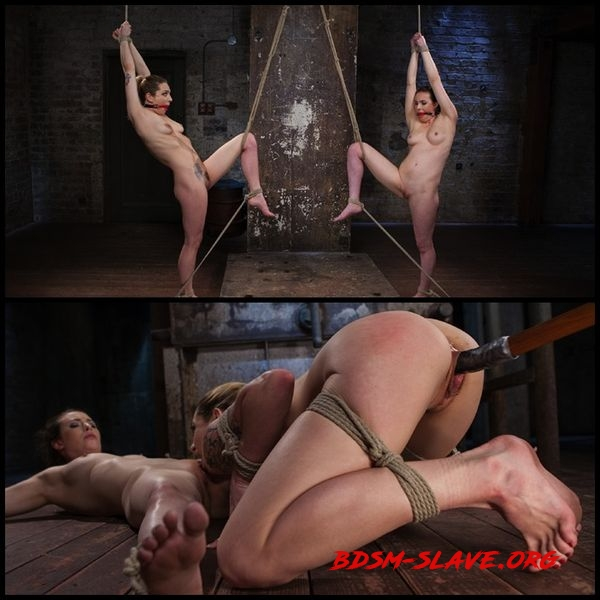 Casey and Dahlia Suffer Together in Brutal Bondage Actress - Casey Calvert, Dahlia Sky [HD/2020]