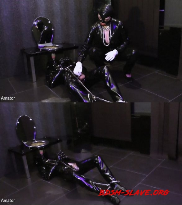 Lady Letizia: Toilette Actress - Lady Letizia, Slave (AMATOR) [HD/2020]