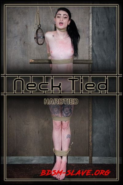 Neck Tied Actress - Lydia Black [HD/2020]