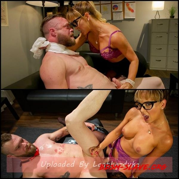 Executive Discipline: Cherie DeVille Humiliates Her Boss Mike Panic [HD/2020]