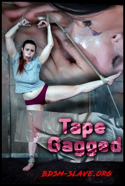 Tape Gagged Actress - Bella Rossi, London River [HD/2016]