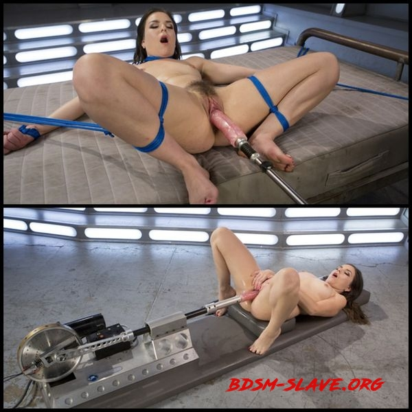 (23.11.2016) Sex Crazed Slut Gets Machine Fucked and Tied Up [HD/2020]