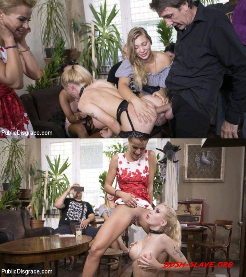 Humiliated Whore Isabella Clark Disgraced and Anally Fucked in Public Actress - Steve Holmes, Cherry Kiss, Isabella Clark (PublicDisgrace) [HD/2017]