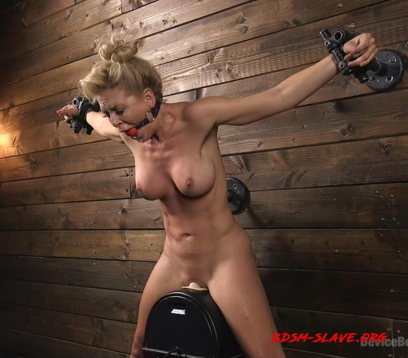Athletic MILF Fuck Toy Cherie Deville Punished in Bondage and Sybian! Actress - Cherie Deville, The Pope (KINK) [HD/2017]