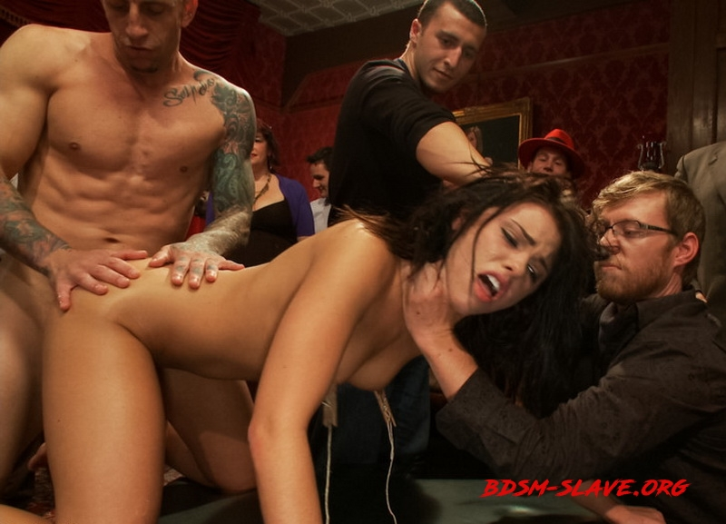 21 yr old Hottie Submits to Hard Fucking and Humiliation Actress - Adriana Chechik (Kink) [HD/2013]