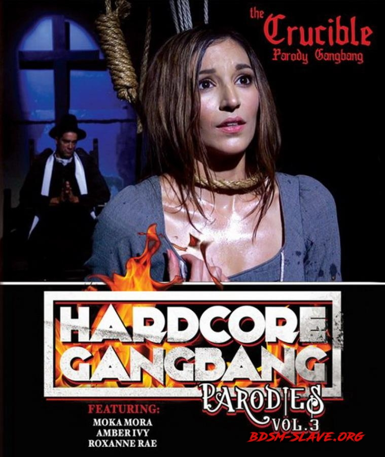 The Crucible: Parody Gangbang Actress - Moka Mora (Kink) [SD/2016]