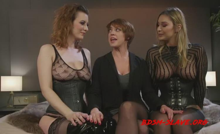 Boss Bitch Turned Anal Whore: Dee Williams Gets Double Stuffed Actress - Kleio Valentien, Cherry Torn, Dee Williams (WhippedAss, Kink) [SD/2017]