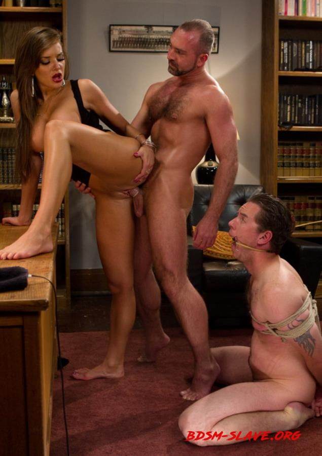 Sadistic wife cuckolds husband with tantric sex specialist. Actress - Nika Noire, Josh West, Vern Hopkins (DivineBitches) [HD/2011]