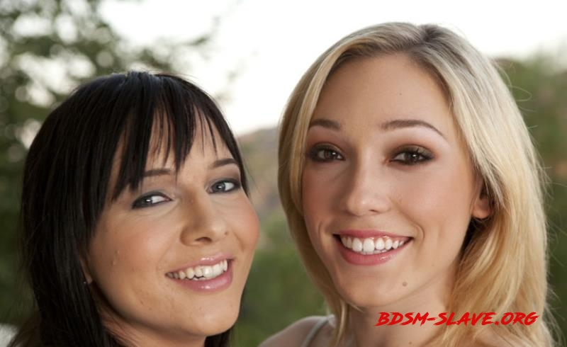 Two Girl Gang Bang Actress - Ashli Orion, Lily LaBeau (BoundGangBangs) [HD/2011]