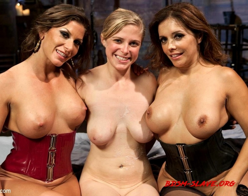 Welcome back Penny Pax! Actress - Ariel X, Francesca Le, Penny Pax (WhippedAss) [HD/2012]