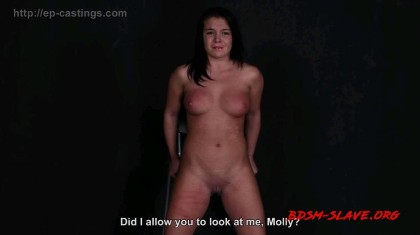 Molly (HD) Spanking (11 Aug 2017) Actress - Molly (EP-CASTINGS) [HD/2017]