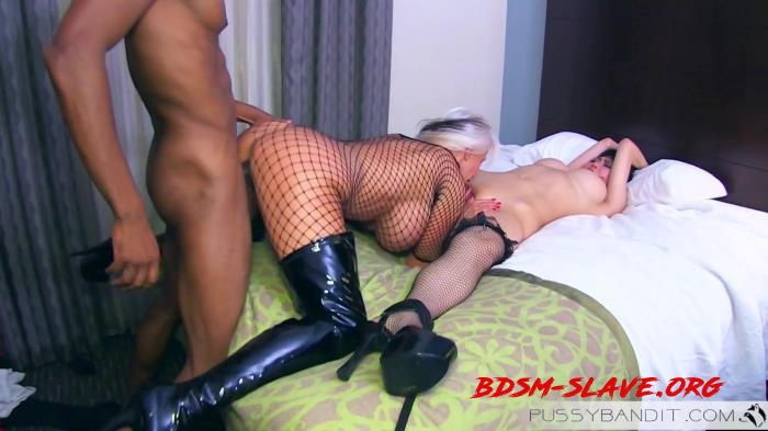 Asian Sex Slave Breeding Actress - SALLY D ANGIO (PussyBandit) [FullHD/2017]