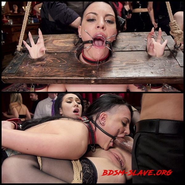 Twin Set of Gorgeous Sex Slaves Anally Punished [HD/2020]