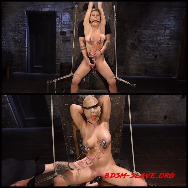 Cherie Deville Suffers in Brutal Bondage [HD/2020]