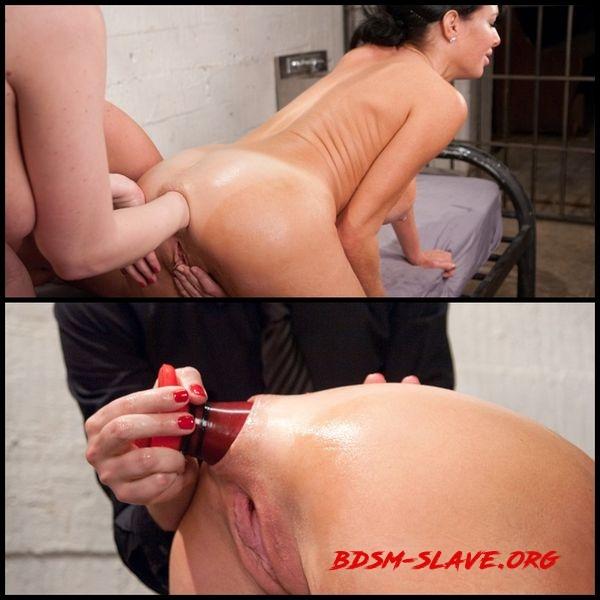 Making Maddy your anal bitch in Prision. ATM, Gapes, and fistings Actress - Making Maddy [HD/2020]