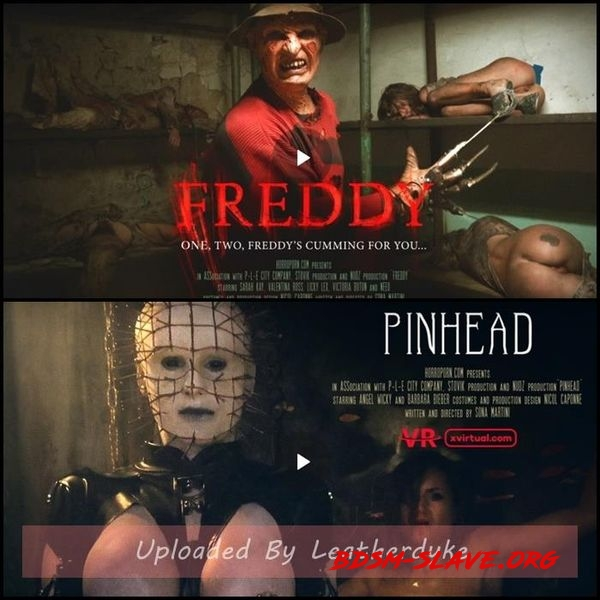 Freddy in 180° (Virtual Reality) [UltraHD/2K/2020]