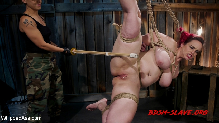 Hard Fucking in the Pussy of a Beautiful woman BDSM Actress - Bella Rossi, Fox Acecaria (WhippedAss) [HD/2020]