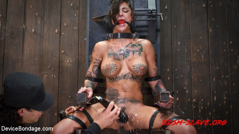Hard Fucked in BDSM Sex - Depraved Sex Actress - Bonnie Rotten, Daisy Ducati, Roxanne Rae, Janice Griffith, Lilly Lit, Ashley Lane (DeviceBondage) [HD/2020]