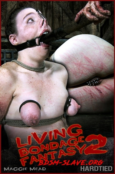 Living Bondage Fantasy 2 Actress - Maggie Mead (Hardtied) [HD/2020]