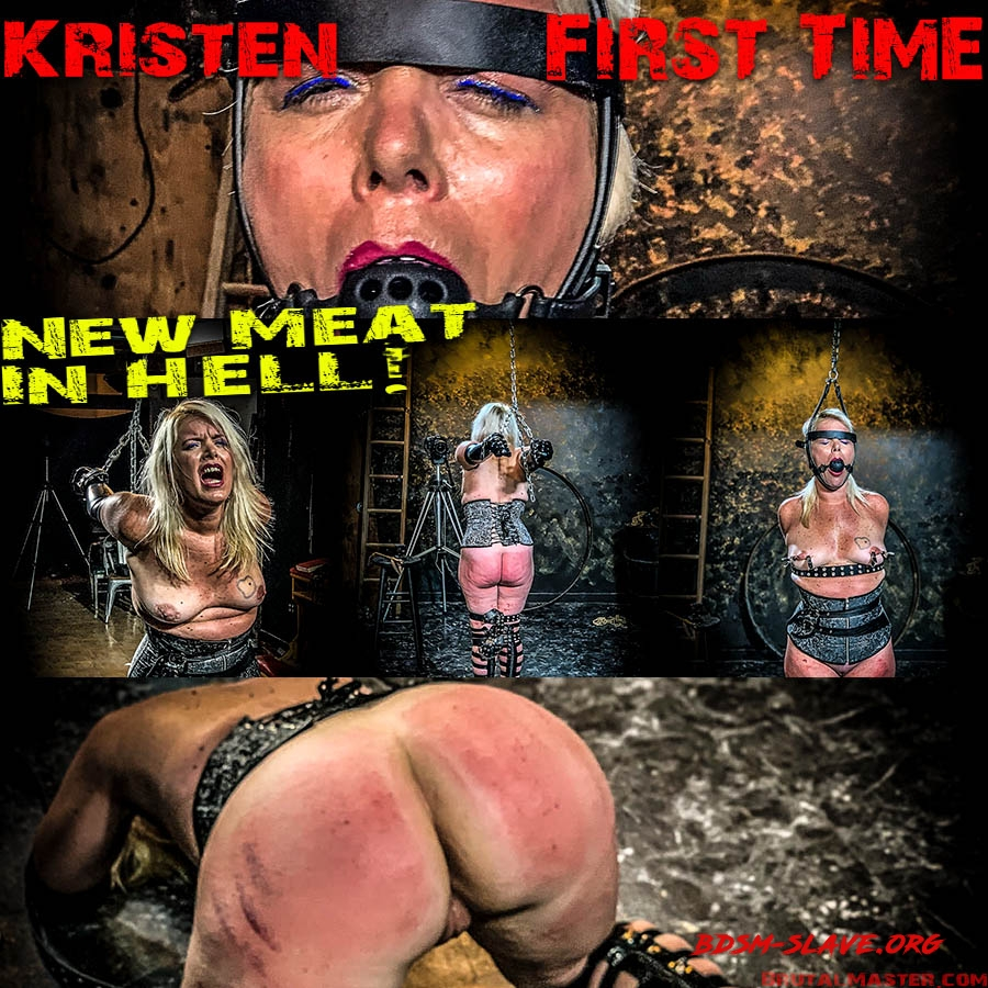 Bdsm Sex - Hard Penetration Of A Big Cock Actress - Kristen (BrutalMaster) [FullHD/2020]